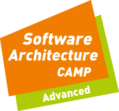 <p>Software Architecture Camp – Advanced with certification for a Certified Professional for Software Architecture – Advanced Level (CPSA-A)</p>